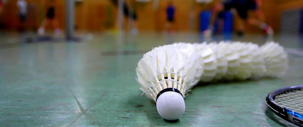 Badminton spielen in München